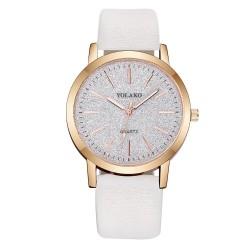 Часы наручные женские кварц Yolako Звездное Небо Белый CLC103