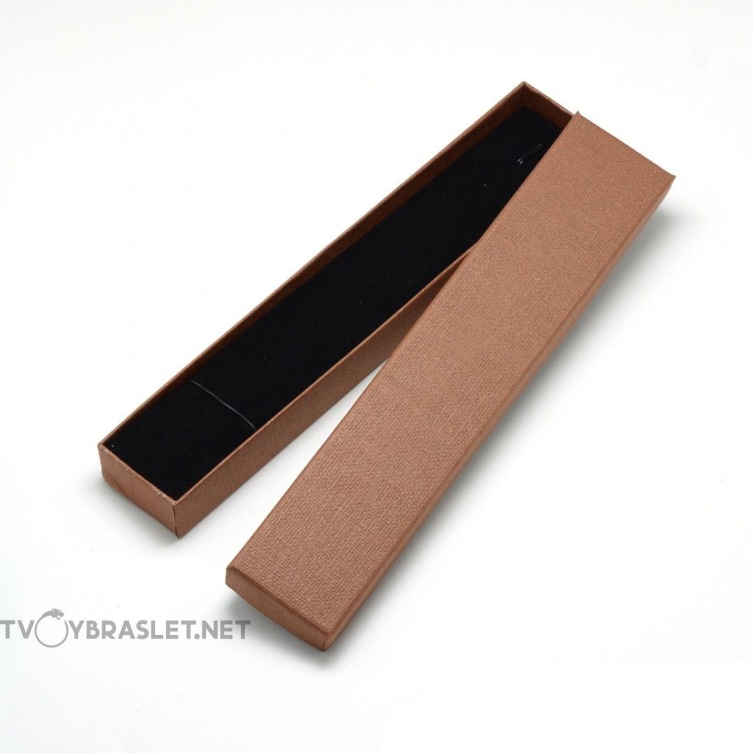 Подарочная упаковка под браслет/цепочку Твой Браслет PC102