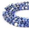 Синий Содалит натуральный камень Твой Браслет 8 мм ST101